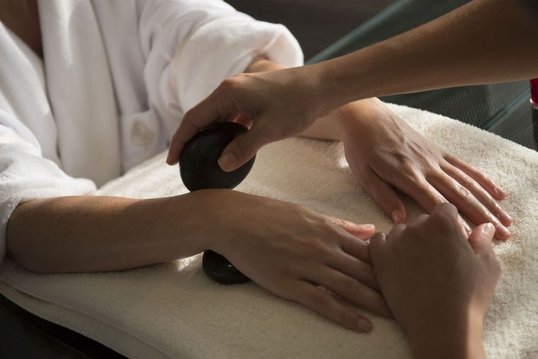 types of manicure massage