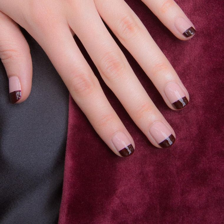 manicure trends 2020-combine-chanel