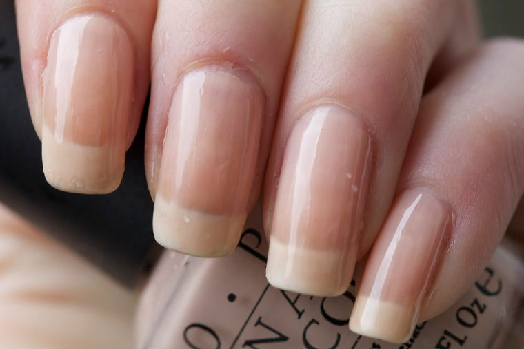 american manicure types