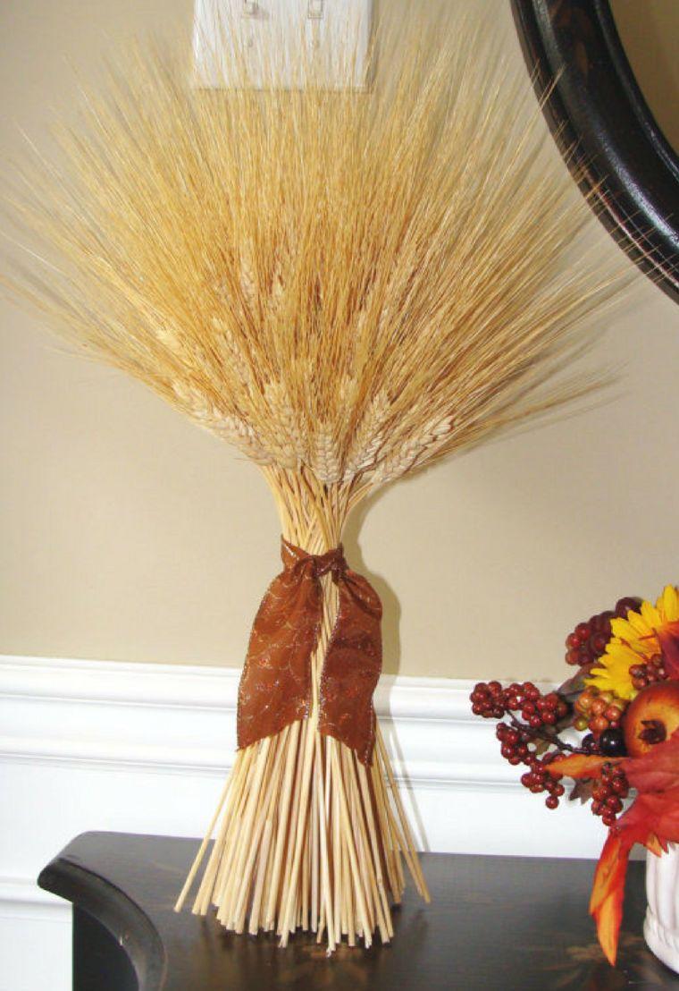 ears of wheat season