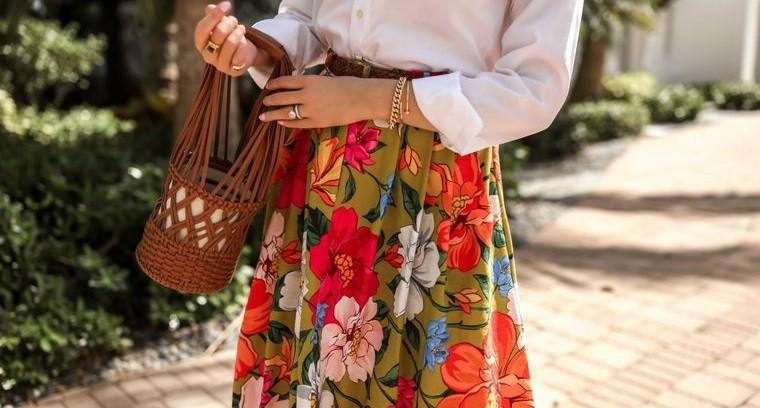 casual floral design