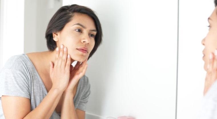 skin care facial acids brighten the skin