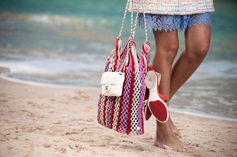 Beach bags-2021-chanel-ideas