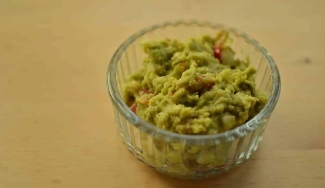 The Only Guacamole Recipe You Need