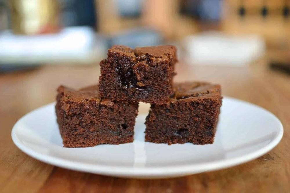 Luxury Chocolate Brownies