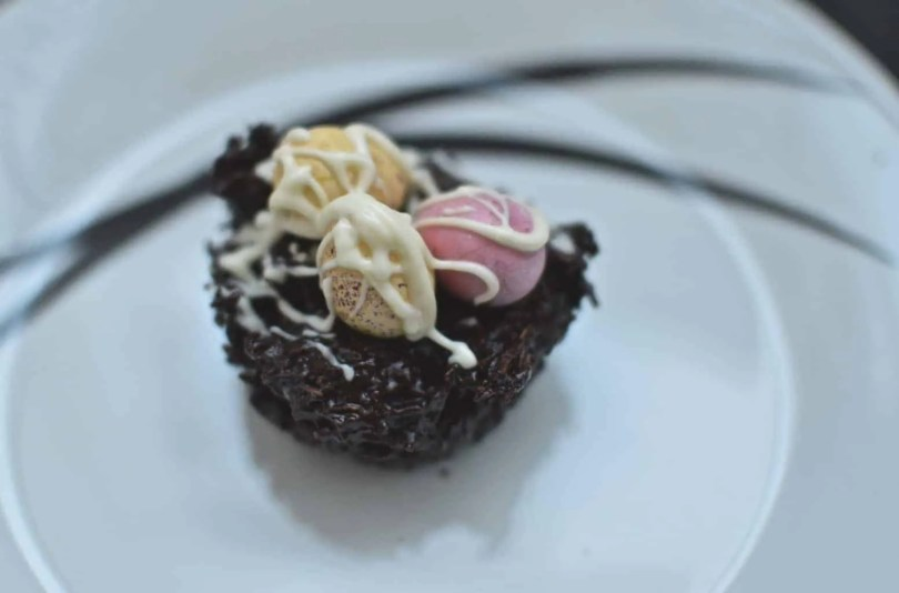 rum easter nests