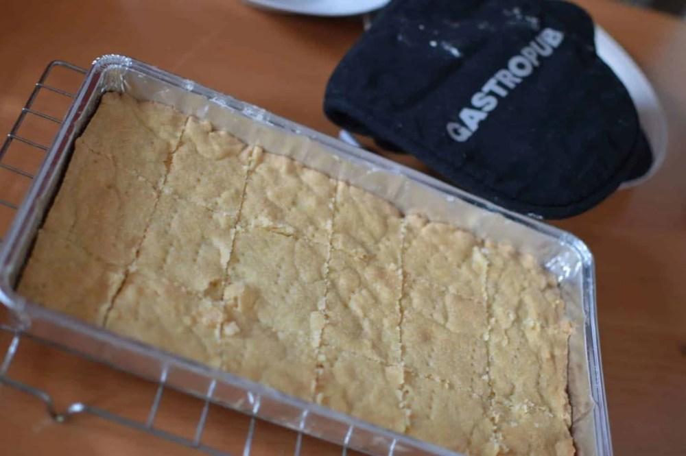 Salted Caramel Billionaire's Shortbread