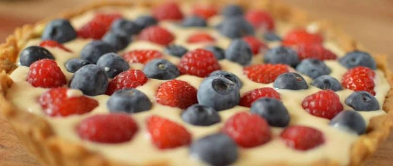 Failed Fruit Tart
