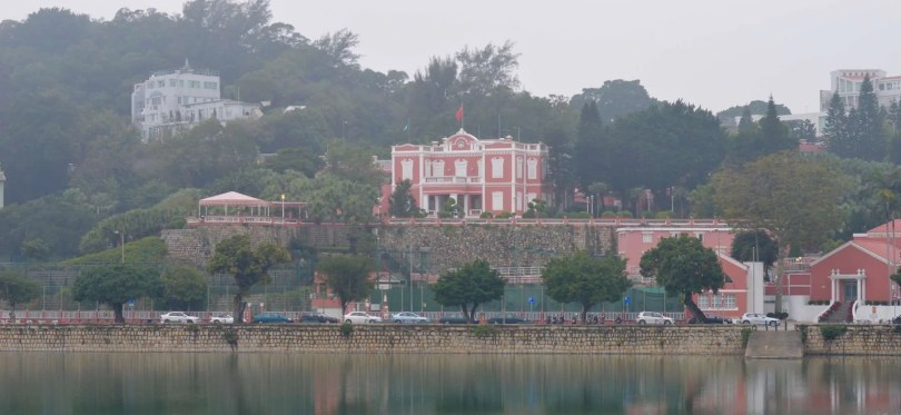 Old Portuguese Government House, Macau
