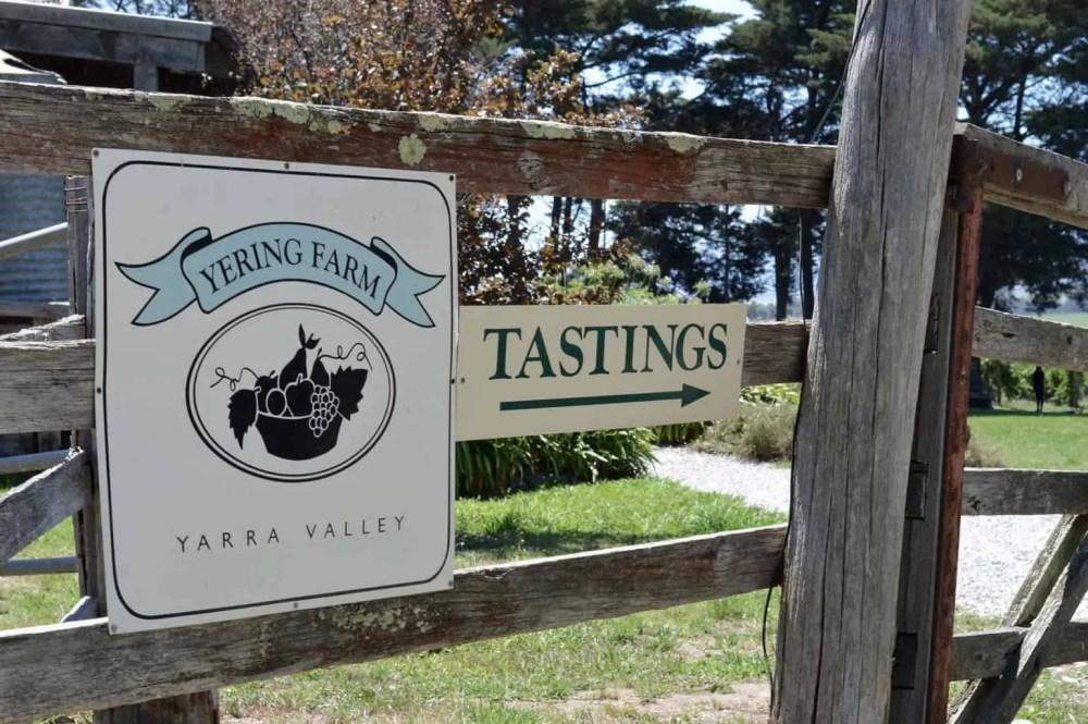 Yering Farm, Yarra Valley