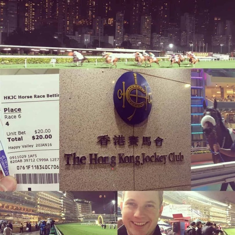 Happy Valley Race Course, Hong Kong