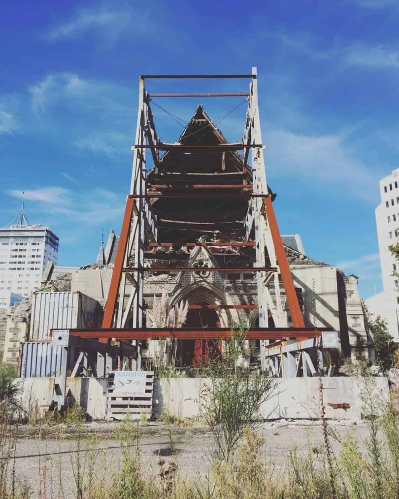 Christchurch Cathedral March 2016