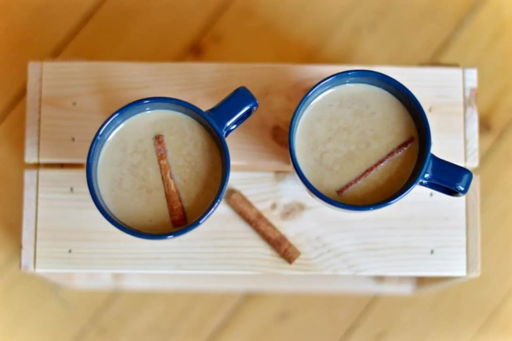 slow cooker pumpkin spiced latte