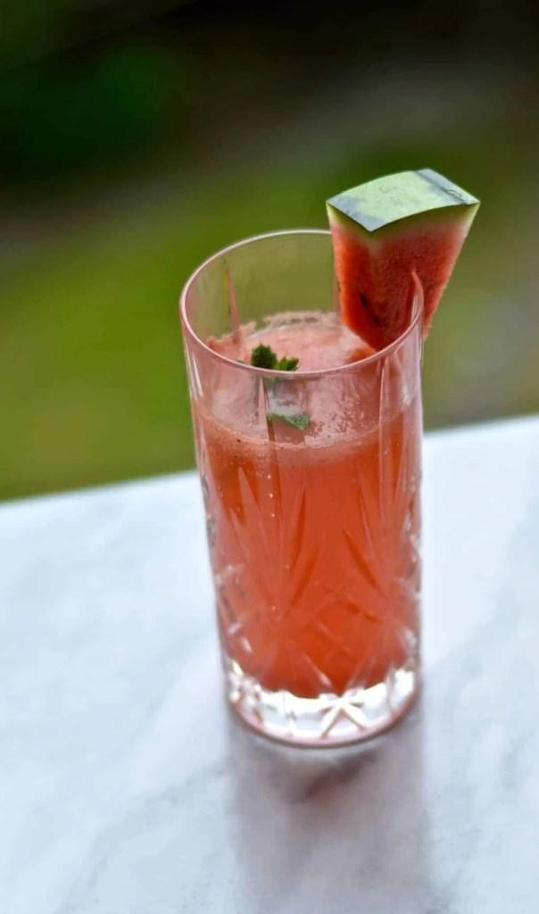 watermelon sangria
