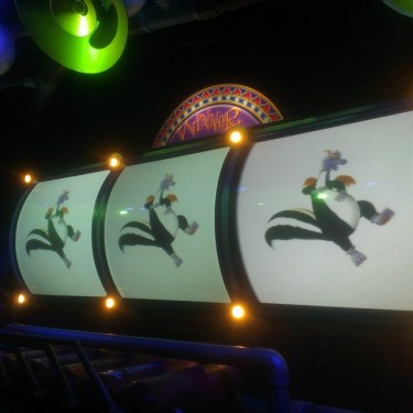 """""""The Crime of the Sensory! #figment #skunk #imagination #DisneyWorld #EPCOT"""" by sylvar is licensed under CC BY"""