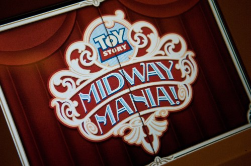 """""""Toy Story Midway Mania & Pixar Place"""" by hyku is licensed under CC BY-SA"""