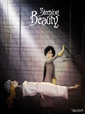 Sleeping Beauty by Andrew Tarusov