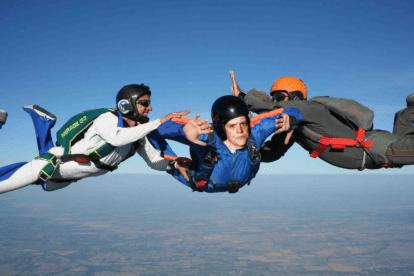 Angry Splash Mountain Skydive
