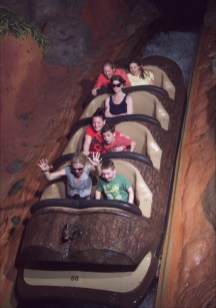 Angry Splash Mountain Deal With It