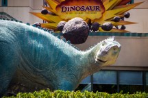 """""""Dinosaur!"""" by HarshLight is licensed under CC BY"""