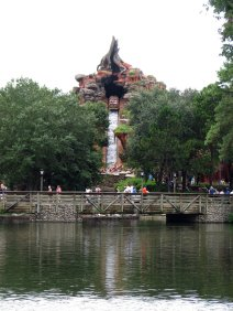 """Splash Mountain"" by PrincessAshley is licensed under CC BY-ND"