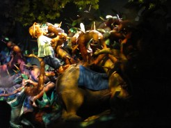 """""""Splash Mountain"""" by Castles, Capes & Clones is licensed under CC BY-ND"""