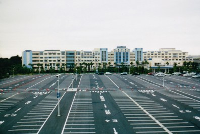 """""""The Disney Ambassador Hotel"""" by Sam Howzit is licensed under CC BY"""
