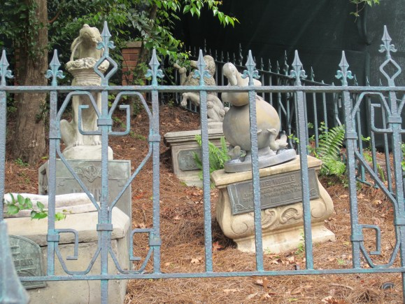 """Haunted Mansion Graveyard"" by toritoons is licensed under CC BY"
