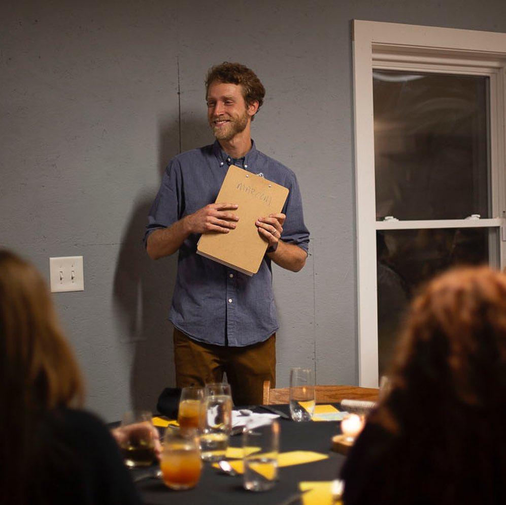 Jacob Rutz, Utopian Seed Project Board Member