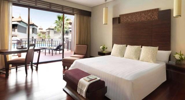 Anantara Lagoon Room Jumeirah | Best Hotels on The Palm Dubai
