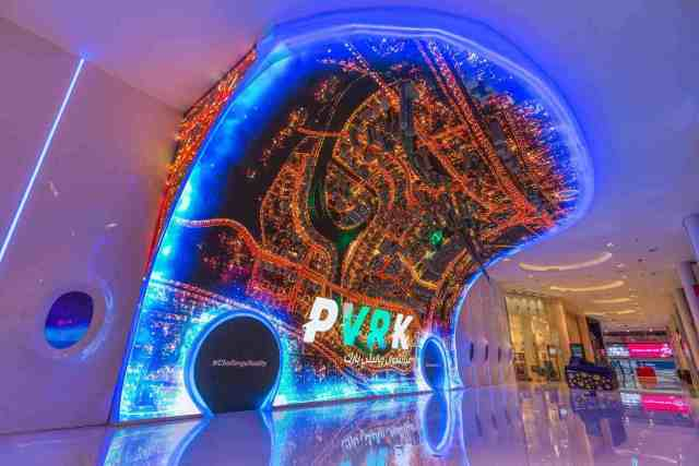 VR Park is a great thing to do whilst at Dubai Mall