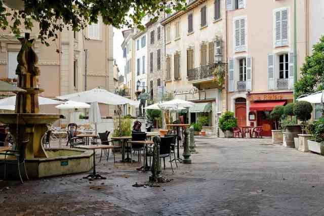Where to Propose in Cannes | La Cannet