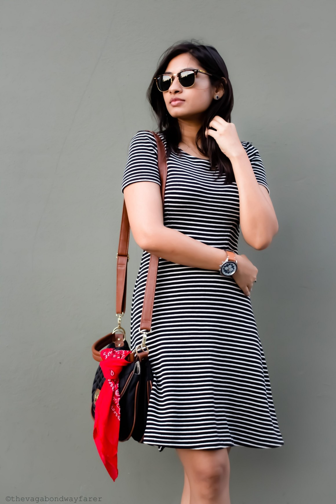 Parisian Stripes - The Vagabond Wayfarer