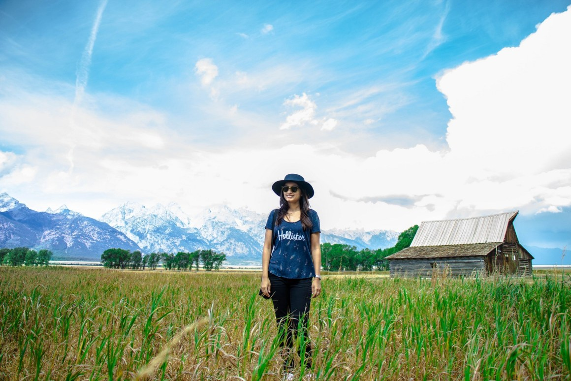Mormon Row. GRAND TETON NATIONAL PARK – TRAVEL GUIDE