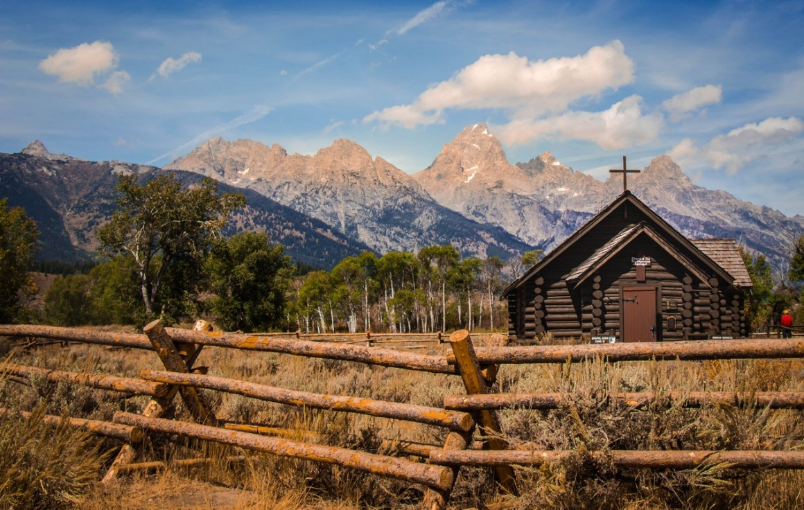 GRAND TETON NATIONAL PARK – TRAVEL GUIDE