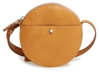 Madewell Marfa Leather Crossbody handbag