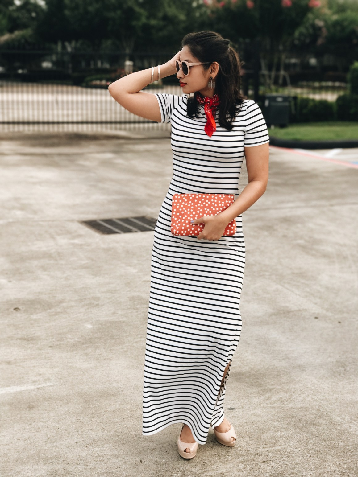Casual Chic in Stripes