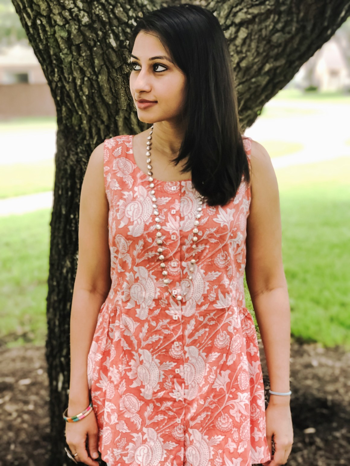 Cotton Kurti from Cottons, Jaipur