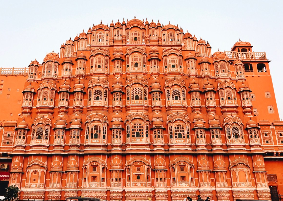 Jaipur Travel guide - Hawa Mahal
