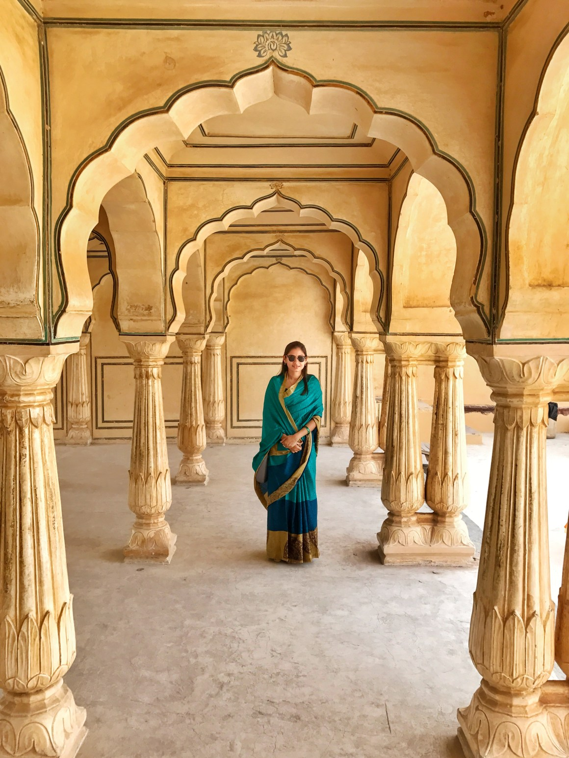 Jaipur travel guide - Amer fort