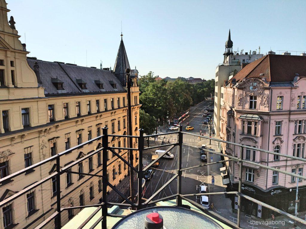 Cosmopole Hostel, Prague