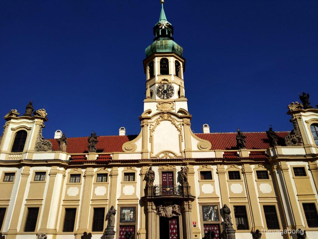 Prague castle