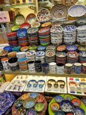 Turkish Blue Pottery