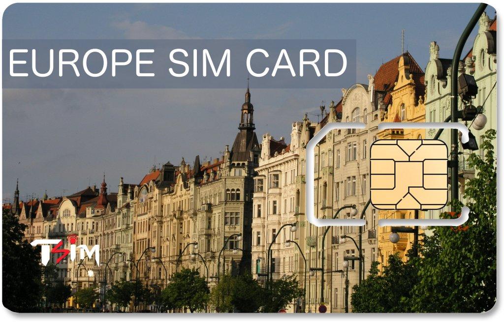 TSIM Global SIM CARD