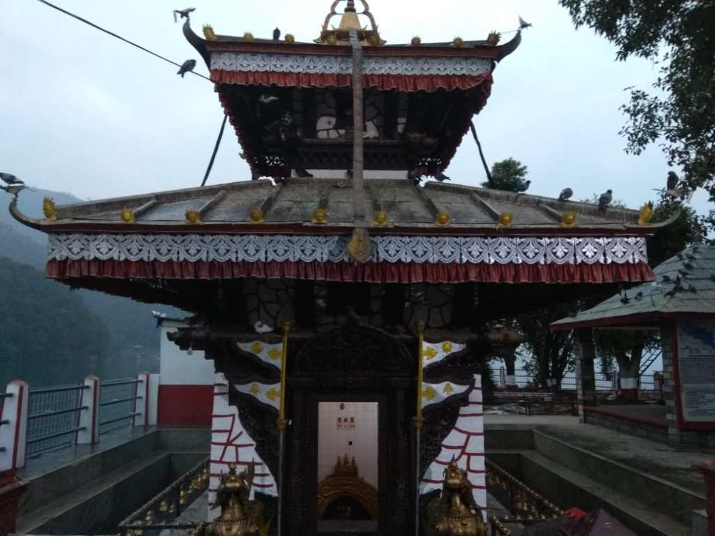 Tal Barahi Temple, Pokhara