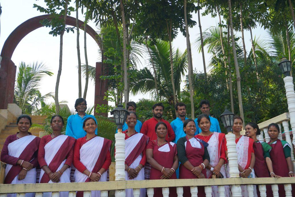 Barikothi Staff