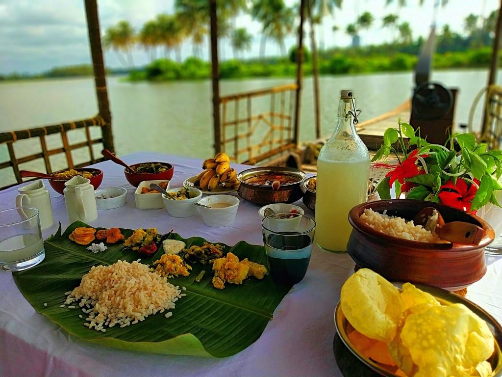 Lake Vembanad, Kochi