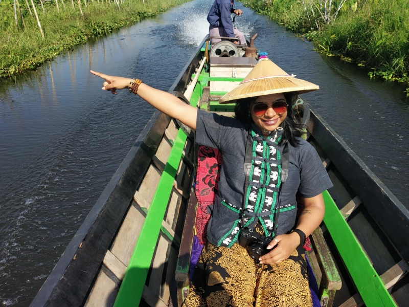 Inle Lake, Myanmar