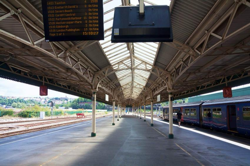 Bristol Meads Railway Station