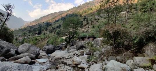 Flachen Valley, Himachal Valley
